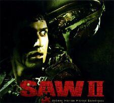 SAW II (2) Soundtrack - CD Digipak - (Skinny Puppy, Marilyn Manson, ASP...)