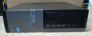 Dell OptiPlex 9010 DESKTOP i7-3770 Quad Core 3.40GHz 8Gb RAM 240Gb SSD Win10Pro