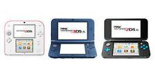 REPUESTOS RECAMBIOS Y PARTES NINTENDO 2DS/NEW 2DS 3DS/NEW 3DS PARTS