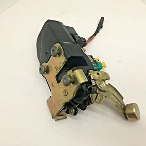 02 - 07 Jeep Liberty LEFT FRONT Driver Side Door Latch Lock Actuator Tested OEM