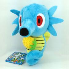 "Horsea Dragon Pokemon Water Type Plush Toy Stuffed Animal Ink Seahorse Soft 6.5"""
