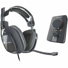 Astro Gaming A40 Wired + Mixamp Pro Dolby 7.1 Gaming Headset - PS4 PS3 PC Mac UD