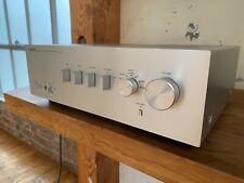 Yamaha A-S501 Integrated Hi-Fi Amplifier - Silver