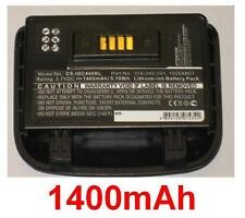 Batterie 1400mAh type 1005AB01 318-045-001 pour INTERMEC CS40 GC4460