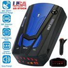 Car V7 16 Band 360 ° Anti-Police GPS-kamera Laser Radar Detector Voice Alert NY