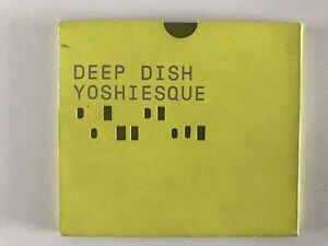 Deep Dish Presents Yoshiesque Double CD Mix Progressive House Techno