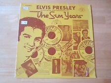 Elvis Presley album, Sun Years Interviews & Memories, SUN 1001