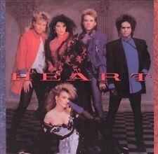 Heart Heart 1985 CD Collectible Like New Not a music club CD CDP 7 46157 2