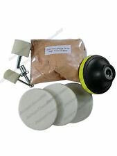 Windscreen Polishing kit, Car Glass Scratch Removal , Wiper Blade Damage