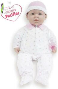 Jc Toys, La Baby 20-Inch Soft Body Pink Play Doll - For Children 2 Years Or Olde
