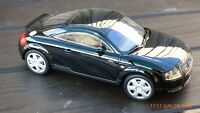 Limited Edition of 300 MINICHAMPS 1:18 Audi TT Coupe 1998 BLACK Toy Model Car