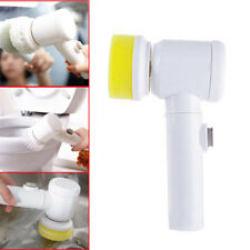 5in1 Multifunction Electric Cleaning Brush Bathroom Window Cleaner Scrubber Tool