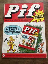 pif gadget 62 (1970)  BD ancienne