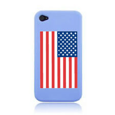 États-Unis Amérique / USA drapeau autocollant housse iphone s' adapte sur 3G, 4S et 5