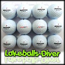 12 Bridgestone Treo Soft Golfbälle AAAA-AAA Top Qualität