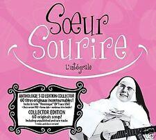 L'Integrale [Box] by Soeur Sourire (CD, Apr-2009, 3 Discs, Neo Choice)