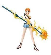 One Piece Nami Battle Ver. Figuarts Zero Figure Bandai Originale