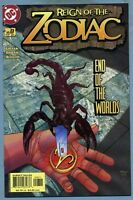 Reign of the Zodiac #8 2004 Keith Giffen Colleen Doran Tony Harris DC Comics
