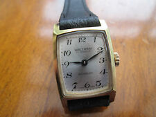 vintage ladies waltham 17j incabolic watch, runs