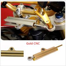 1Pcs Gold CNC Steering Damper Stabilizer for Yamaha Ducati Triumph Aprilia BMW