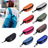 Sunglasses Reading Glasses Carry Case Bag Hard Zipper Box Travel Pack Pouch ATAU