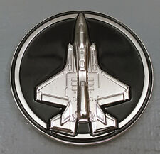 "F-35A USAF Challenge Coin - 2"" - FREE US SHIP"