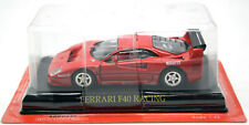 Ferrari F40 'Racing' Highly Detailed 1:43 Scale Diecast Model