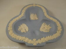 Wedgewood Club shaped ashtray Made in England Perfect Condition Vintage