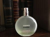 Collectable parfum  Empty bottle Chanel Chance eau Fraise hair mist   30ml.
