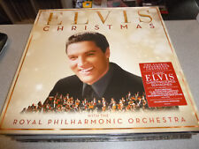 ELVIS - Christmas with the Royal Philharmonic Orchestra - LP Vinyl // NEU & OVP
