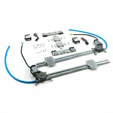 Street Rod Window Crank Switch Kit for 32-55 Willys 1/2in 22in saginaw gr 2 door