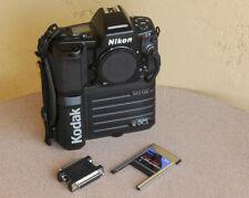 Nikon N90S Kodak DCS 420 C Digital Camera Body with CF PC Card Adapter  DCS420