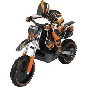 Reely Dirtbike brushless 1:4 Moto RC électrique prêt à fonctionner (RtR) 2,4