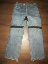 Icon Motor Sports Victory Riding Recon Denim Jeans Pant Men's 34 x 34 W-22