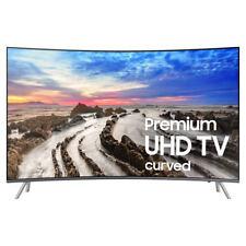 Samsung MU8500 Curved 55-inch 4K Ultra HD Smart LED TV - Black
