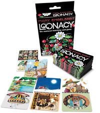 Mary Engelbreit Loonacy Matching Card Game Looney Labs (Makers of Fluxx) Lunacy