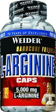 Weider L-Arginine Caps Dose mit 100 Kapseln (Grundpreis: 15,64 EUR pro 100 g)