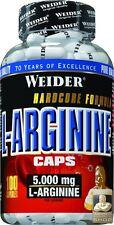 Weider L-ARGININE Caps Boite 100 Dosettes (15,64 Eur/100 G)