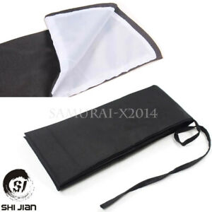 variety of patterns soft bag for keeping katana sword protect from scratches