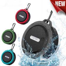 Waterproof Wireless Mini Bluetooth Speaker Outdoor Rechargeable Portable Shower