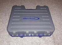 "Blue Point NEW 77 Piece 3/8"" drive General Service Socket set empty case No tool"