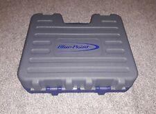 "Blue Point NEW 77 Piece 3/8"" drive General Service Socket set empty case No tool"
