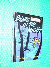 Bears in the Night by Stan and Jan Berenstain hardcover