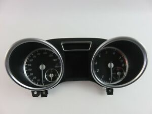 Mercedes Benz ML350 Speedometer Instrument Cluster Gauge OEM 2015 A1669008314