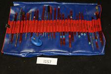 Belzer Einstellbesteck Feinmechaniker Werkzeug Abstimmung Elektronikgerät I157