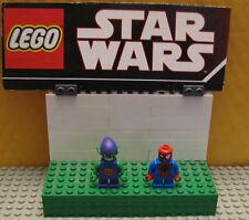 "SUPER HEROES  LEGO MINIFIGURE MINIFIG  "" GREEN GOBLIN & SPIDER MAN  MICRO"