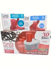 New Caruso Bundle Molecular Steam Hair Setter 30 Rollers C97953 V2 120-240 Volts