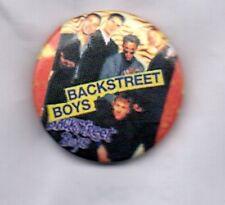 BACKSTREET BOYS BUTTON BADGE American 90s Boy Band Everybody, 25mm Pin
