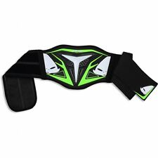 UFO Adult Demon Body Kidney Belt Protector Motocross MX Enduro Green CI02356AFLU