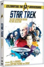 Star Trek: The Next Generation Motion Picture Collection [New DVD] Boxed Set,